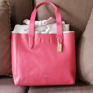 Coach Derby Tote bag in Strawberry F58660